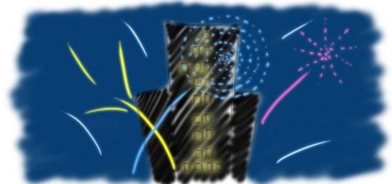 Vis Fireworks